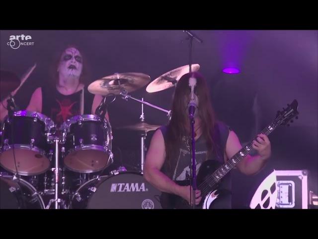 Inquisition Live Hellfest 17 06 2016