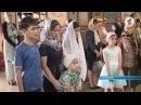 Образцовые семьи поздравили на празднике Петра и Февронии