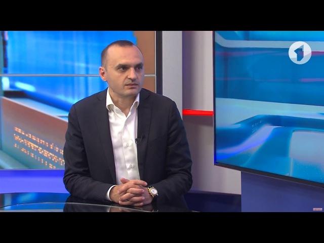 Интервью с председателем Следственного комитета Вячеславом Брынзарь