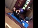 VALERIYA on Instagram Что то за суетой последних дней давно не выкладывала я видео своих домашних тренировок но это не означает что не занима