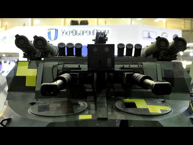 Страшный сон Ихтамнетов Завершены заводские испытания модернизированной БМП 1УМД