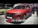 Nuova Hyundai Santa Fe, una Kona.. grande Salone di Ginevra 2018