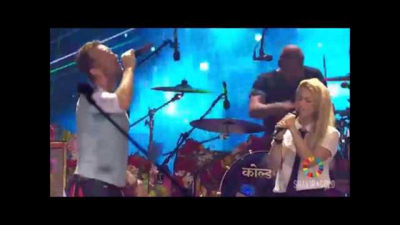 Coldplay - A Sky Full Of Stars (Feat. Shakira) (Live Global Citizen Festival Hamburg 2017)