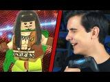 КЬЮБАЙТ в LEGO Marvel Super Heroes 2!