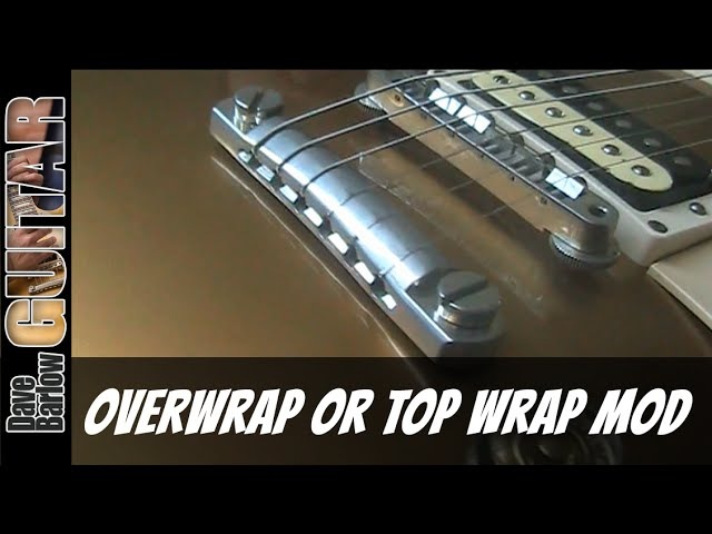 Top Wrapping or Over Wrapping trick
