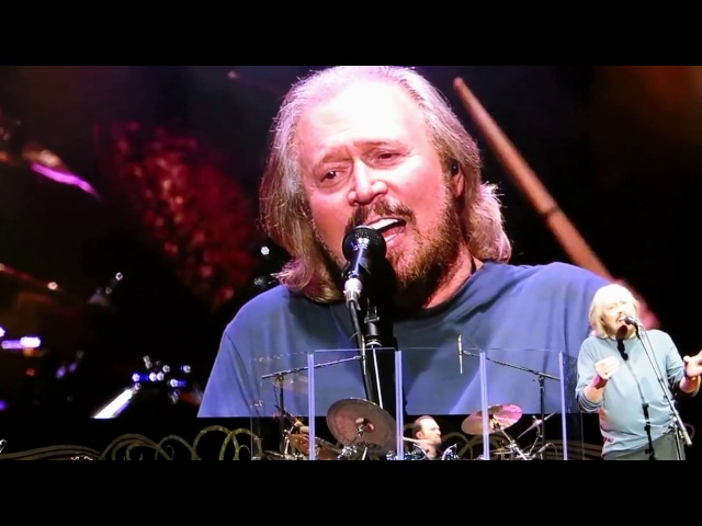 Immortality - Bee Gees Barry Gibb In Honour Of His Brothers Andy, Maurice Robin (R.I.P.) 2014