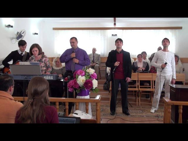 Нашей церкви 55 Юбилей - Это церковь Твоя - Прославление г.Батуми