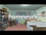 homework. lofi jazzhop study mix