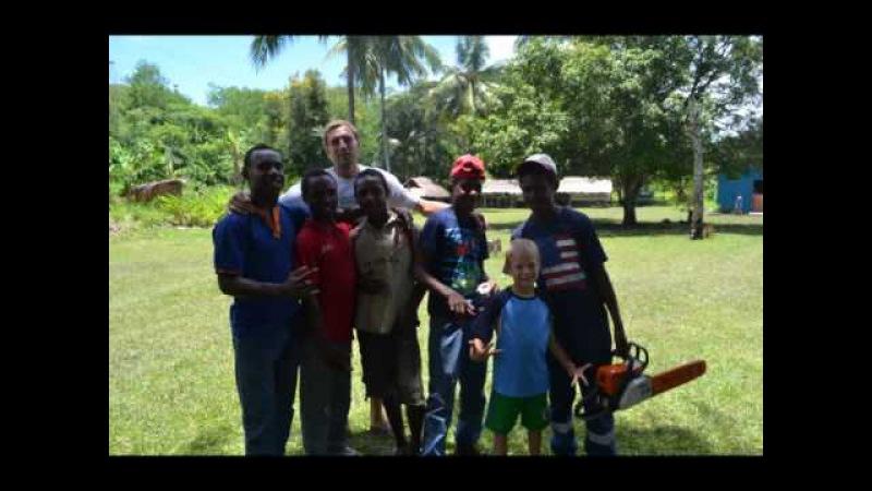 Our SPECIAL year in Papua New Guinea Наш особенный год в Папуа-Новой Гвинее. Константинники