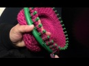 How To Loom Knit The Pussyhat Super Easy And FAST