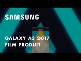 Samsung Galaxy A3 2017  Film produit