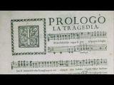 J. Peri &amp G. Caccini - Euridice  Prologues