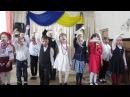 Веселка Хор учнів 1 класу Посвята в першокласники ДМШ смт Попільня 19 12 2017