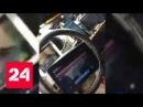 Иду по приборам таксист установил в машине 21 монитор Россия 24