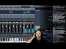 [TWITCH] Aquanox Deep Descent - Live Composing - Part 3 / 4