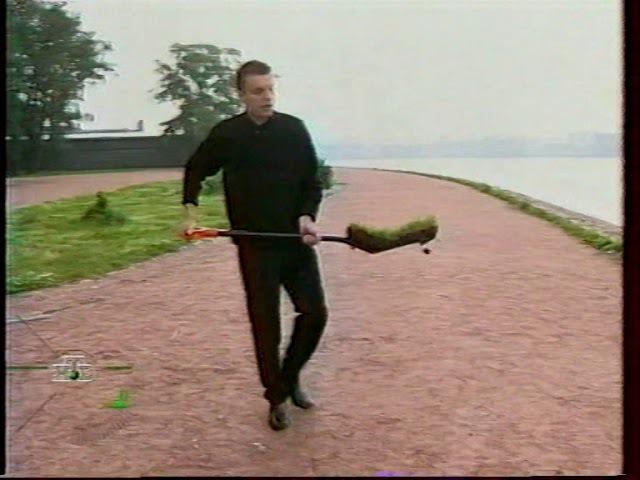 Анонс программы Российская империя (НТВ, 2002)