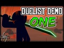 Duelist Demo - One (by Hyun)