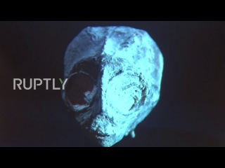 Peru: Researcher excites UFO enthusiasts with images of 'unearthed alien mummies'
