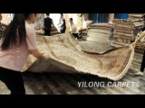 Hand Woven Persian Rugs China Silk Carpet