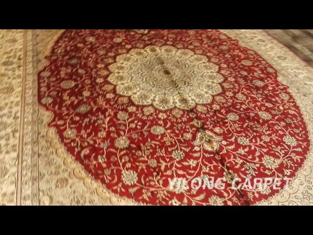 Handmade Persian Tabriz Carpets Chinese Persian Rug