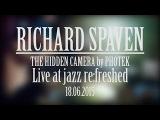 Richard Spaven Live @ jazz refreshed 18.06.2015