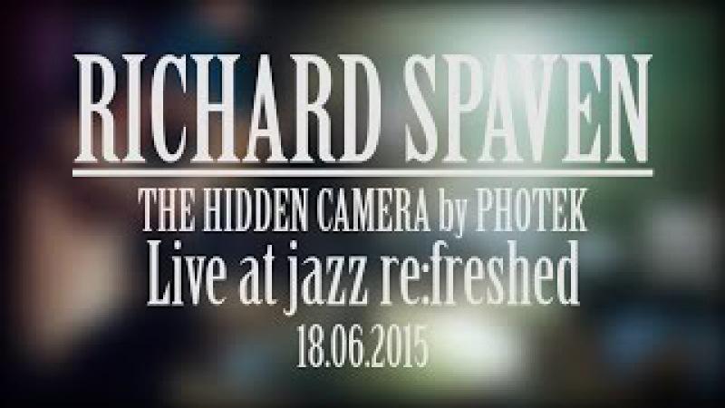 Richard Spaven Live @ jazz re:freshed 18.06.2015