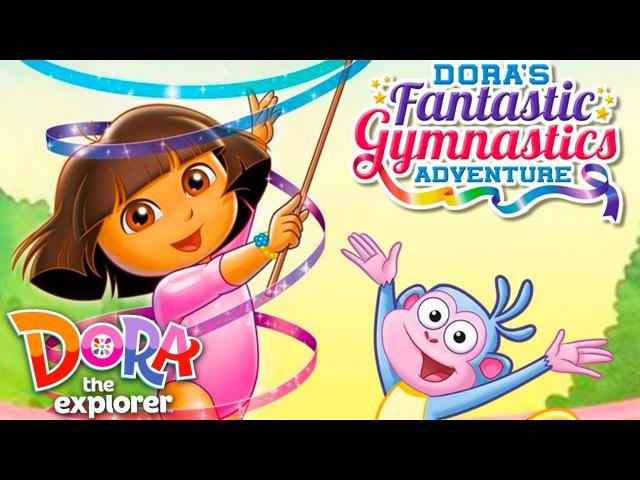 Dora the Explorer Dora's Fantastic Gymnastics Adventure