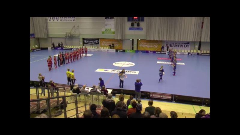 NST vs. Koovee Naiset (11.11.2017 / Lappeenranta) - LiveStream