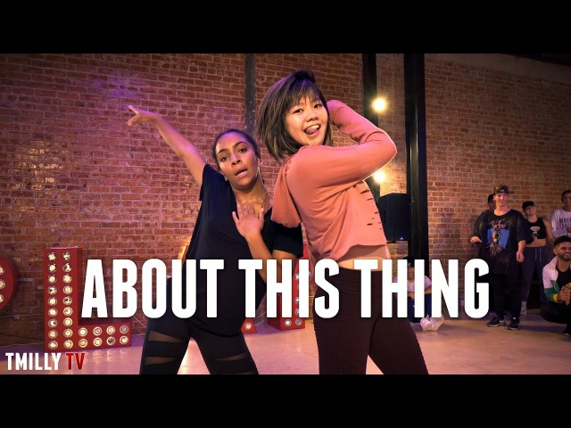 About This Thing - Young Franco ft Scruffizer - Choreography by Jake Kodish - TMillyTV