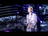 Fancam120908 EXO-K(Kai&ampChanyeol) Fashion Show_Nature Concert in Jeju_HD 1080p