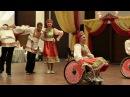 Танцевальный коллектив Парадокс на конкурсе красоты Рожденная побеждать