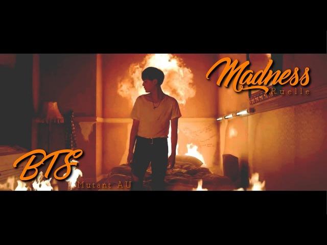 BTS | Madness | Mutant AU | 방탄소년단