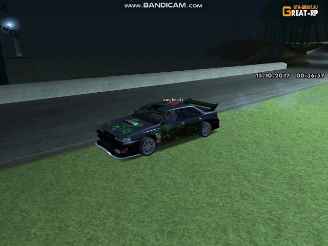 SAMP: Night Game [Great-RP bonus] 2