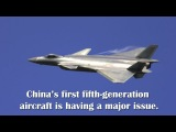Why China's J-20 Is No Match for the F-22 of F-35