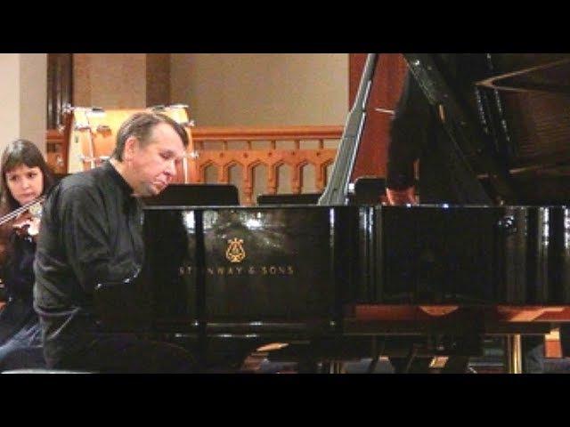 Mikhail Pletnev plays Haydn - Piano Concerto No. 11 in D major (live in Kazan, 2015)