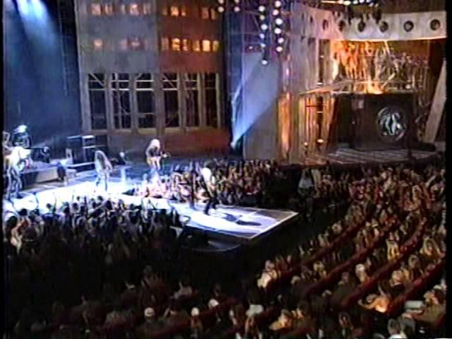 Aerosmith - Walk This Way - Live - 1994 MTV Video Music Awards