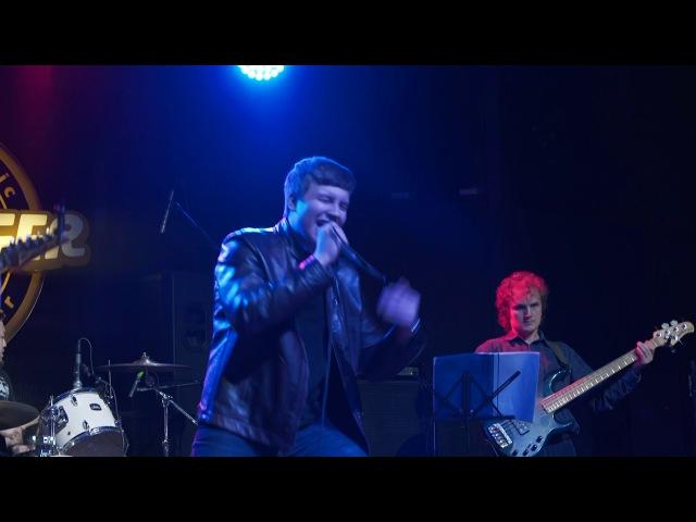 Максим Горюнов - Smells like teen spirit (Nirvana Cover)