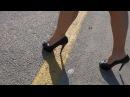 High Heels crushing cigarettes Decolte 028v T13 Blue Enamel 1 PHOTO PREVIEW