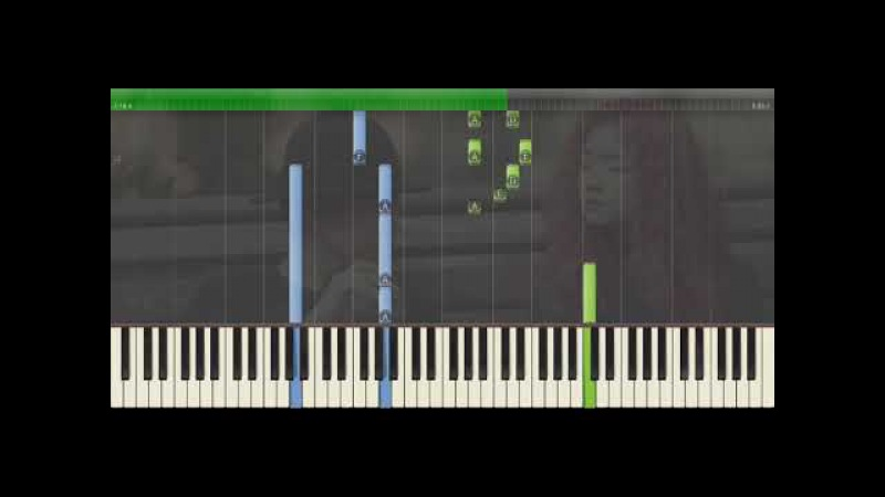 Жансері Динара - Асылым на пианино (Айкын)