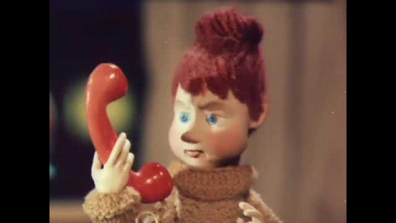 Встречайте бабушку (1984) Кукольный мультик | Золотая коллекция