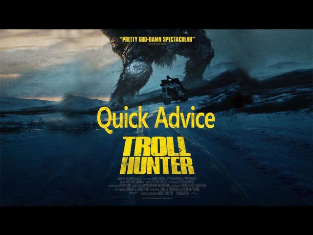 Быстрый совет - Охотники на троллей (обзор фильма) - видео с YouTube-канала TerlKabot channel