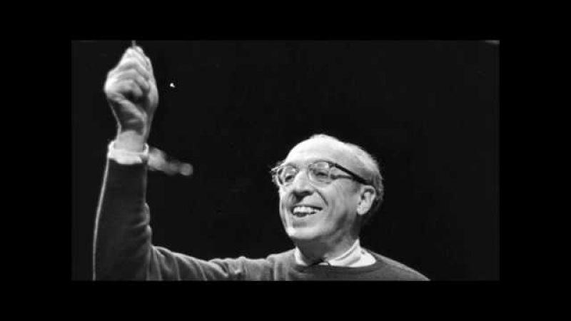 Benny Goodman Aaron Copland : Concerto Clarinette et Orchestre à Cordes