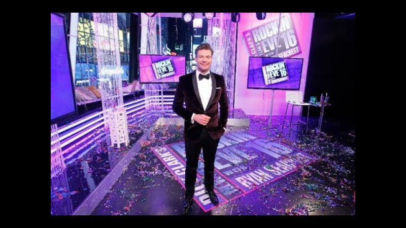 When and How to Watch 'Dick Clark's New Year's Rockin' Eve with Ryan Seacrest'