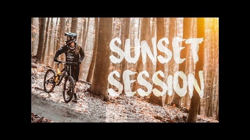 FIRST DOWNHILL SESSION of the Year   Luis Gerstner