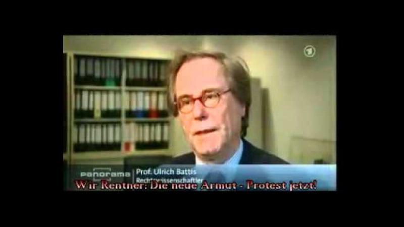 Armut in Deutschland politisch gewollt