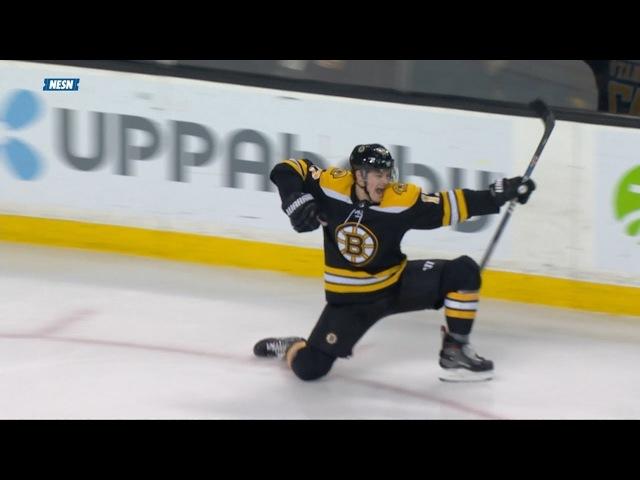 Ryan Donatos stunning NHL debut
