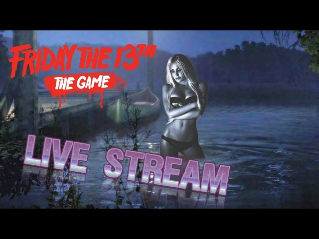 |PS4|Friday the 13:The Game.Сбой.