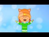 Песни из мультфильмов - Жила-была Царевна - Зимний мультик! Царевна и шапки