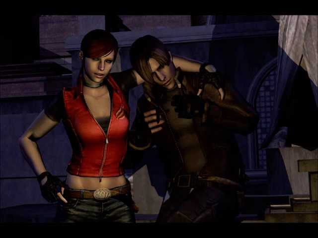 Leon S Kennedy and Claire Redfield True Love