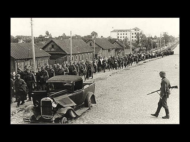 Минск во время оккупации / Minsk during the occupation: 1941-1944